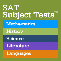 Now is the Time for SAT Subject Test Preparation