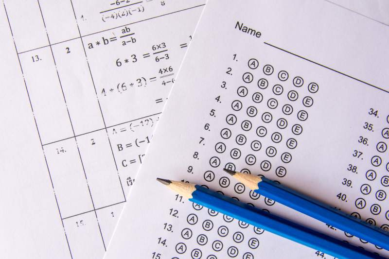 Students can improve their ACT score by focusing on specific ACT content sections.