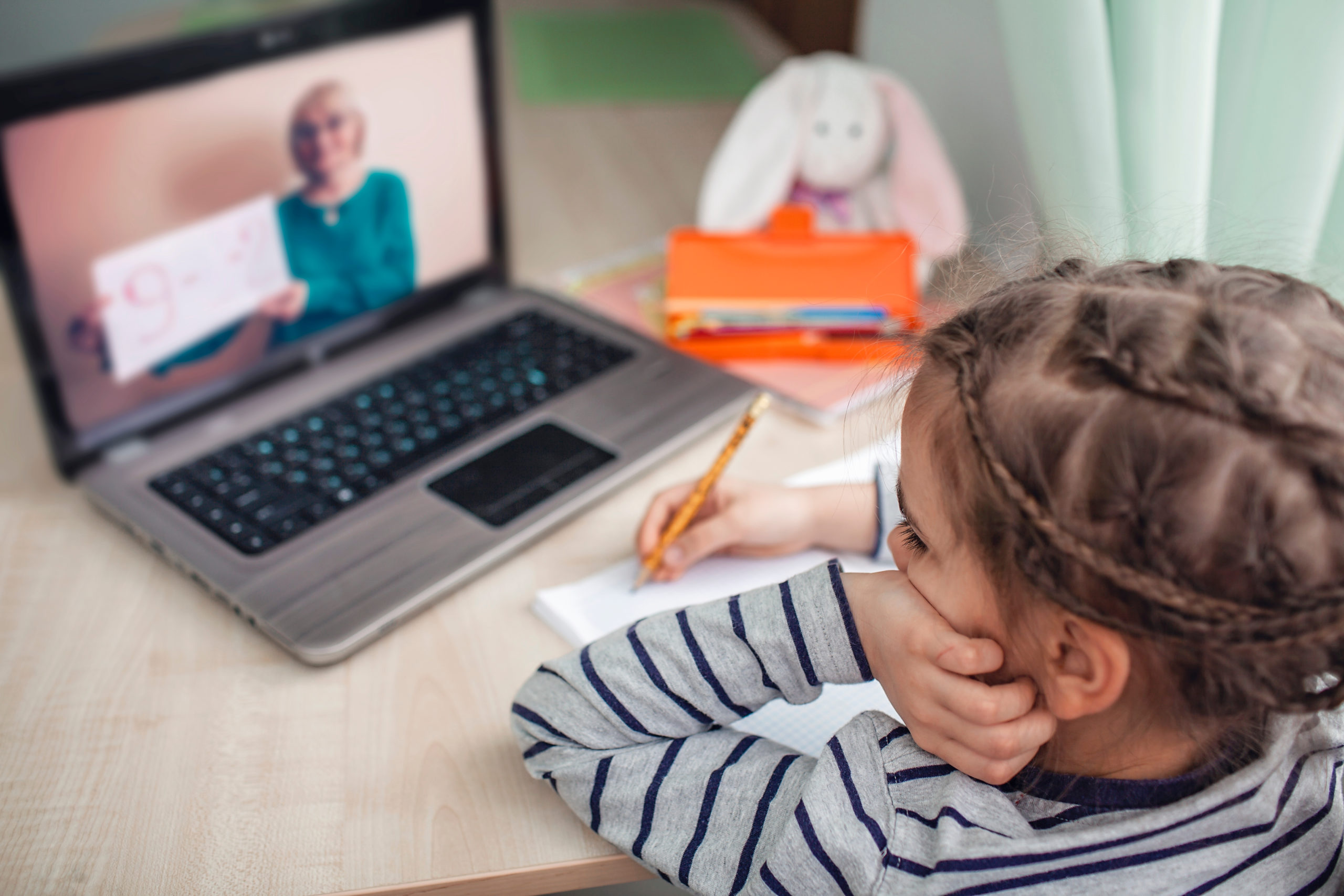 Remote learning resources can help get through the quarantine slump.